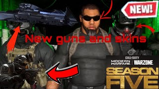 Call of Duty Warzone Leaks - best ones yet - new teaser trailer and shadow company operators leaked!