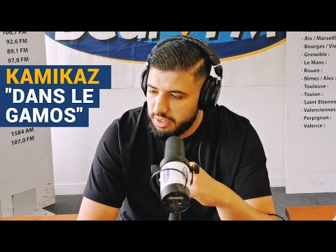 [Happy Beur] Kamikaz - Dans le gamos (live)
