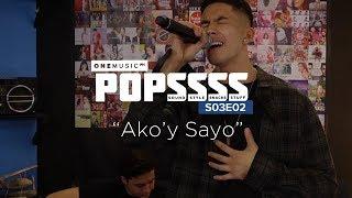 """Ako'y Sa'yo"" by Tony Labrusca | ONE MUSIC POPSSSS S03E02"