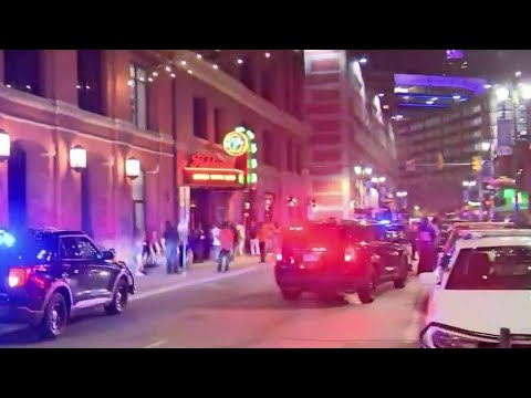 Detroit police steps up security in Greektown