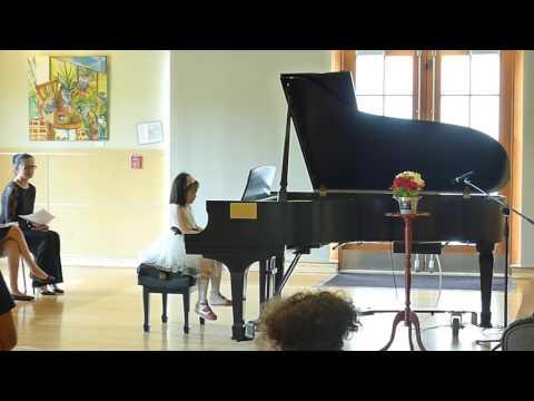 Spring Recital  Virginia 2016