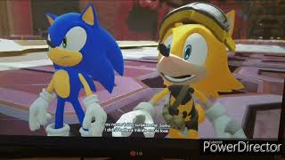 Sonic Forces Stage 17 Vs. infinite (♥️Ashley The Hedgehog♥️)
