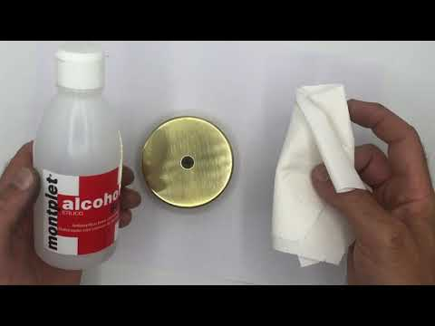 Cómo pulir una pieza de latón