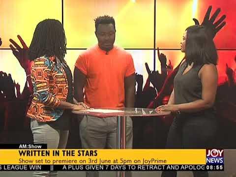 Written In The Stars - AM Showbiz on JoyNews ( 1-6-18)