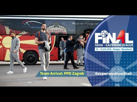 Final 4: Arrival of PPD Zagreb