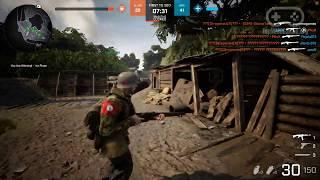 Геймплей онлайн игры Battalion 1944, 2019 (Full HD, Ultra Graphics)