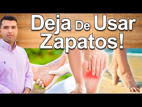 Consejo De Experto: Caminar Descalzo Es Bueno Para La Salud