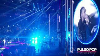 "Ozuna Y Akon Cantan ""Comentale"" (Miami) | Aura Tour"