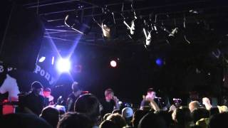 Evergreen Terrace - Dogfight HD at Thrash And Burn Tour 2010 8/10/2010