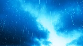 Thunderstorm and Rain Sounds for Sleeping | White Noise Thunder with Rainstorm 10 Hours