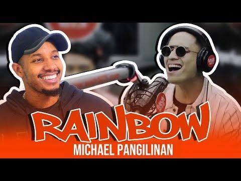 "Michael Pangilinan performs ""Rainbow"" (South Border) LIVE on Wish 107.5 Bus REACTION"