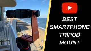 Best Smartphone Tripod Mount   MeFoto SideKick360 Plus