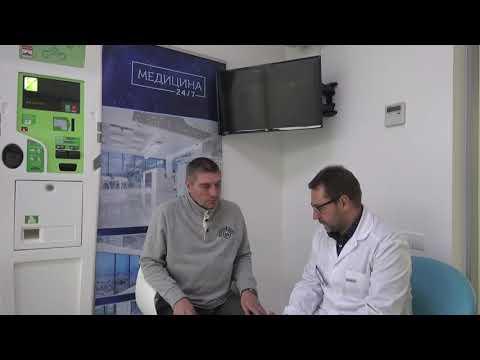 Алексей Александрович о лечении стеноза позвоночника