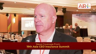 Insights from the 19th Asia CEO Insurance Summit - Peter Ohnemus