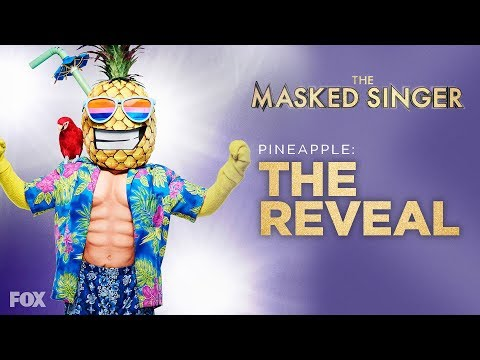Download The Pineapple Is Revealed | Season 1 Ep. 2 | THE MASKED SINGER HD Mp4 3GP Video and MP3