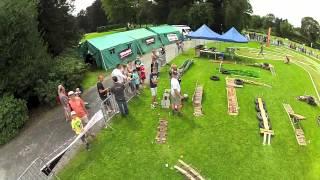 preview picture of video 'Weekend du modélisme d'Enghien - 2012 - Modelbouw Weekend in Edingen'