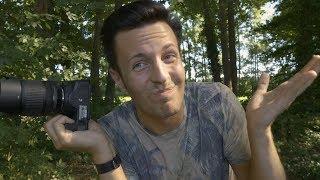 Wie ist die Nikon D5600 als Youtube-Kamera? | NIKON D5600 Review