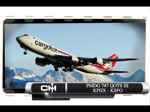 Download Pmdg 747 V3 Hand Flying Video 3GP Mp4 FLV HD Mp3