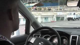 Essai Nissan LEAF – Voiture électrique – EVER Monaco 2010