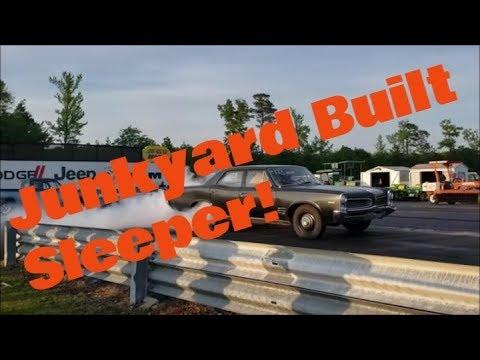 Junkyard 2JZ powered Pontiac beats R35 GTR and more!