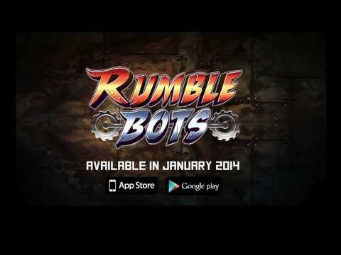 Rumble Bots video