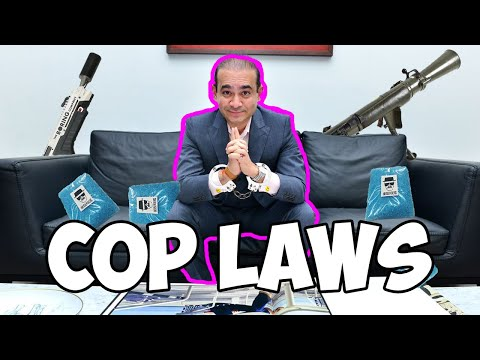 laws EVERYONE should know (especially cops)
