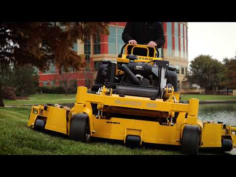 2021 Hustler Turf Equipment Super 88 in. Vanguard Big Block 36 hp in Wichita Falls, Texas - Video 1