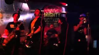 Video Mighty Božkov Tour 2012 - Továrna Jilemnice