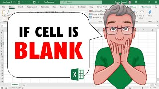 If Cell is Blank Then ... Return Value or Blank in Excel