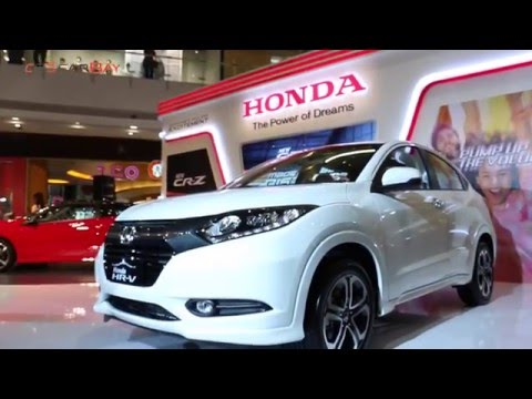 Honda HR-V 1.8 JBL Edition 2016 Launch