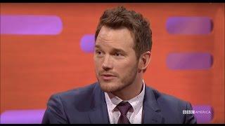 Chris Pratt Stole A Dog's Meal - The Graham Norton Show