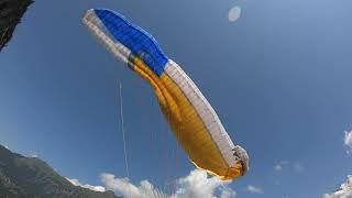 Paragliding Crash, 10 July 2019   Lauterbrunnen, Switzerland