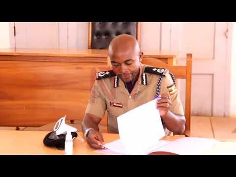 HUSSEIN WALUGEMBE: Abaserikale ba poliisi babiri basimbiddwa mu kkooti