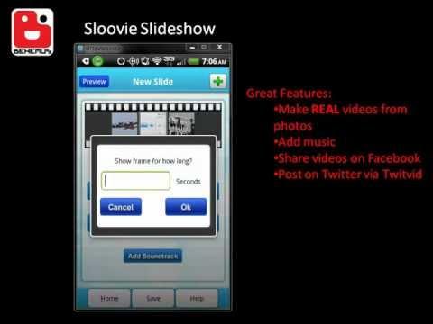 Video of Sloovie: Slideshow Creator