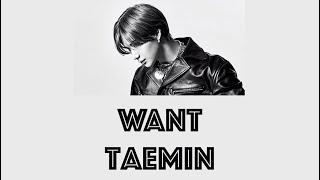 want taemin lyrics - Video vui nhộn, Clip hài hước - zuiclip net