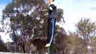 Wakeboarding Trampoline Tricks