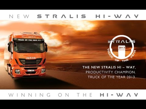 Preview video IVECO STRALIS S-WAY 2019