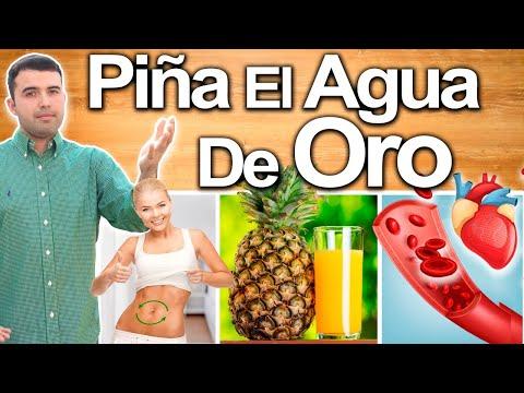 ¿Qué Conviene Más Beber Agua o Jugo De Piña?