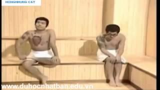 Hài không đỡ được với xã hội đen Nhật Bản