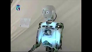 """Выставка """"Бал роботов"""" - международный слёт роботов"""
