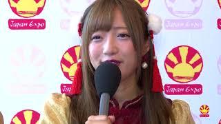 Interview D'Annin Showchestra - Japan Expo 18e Impact