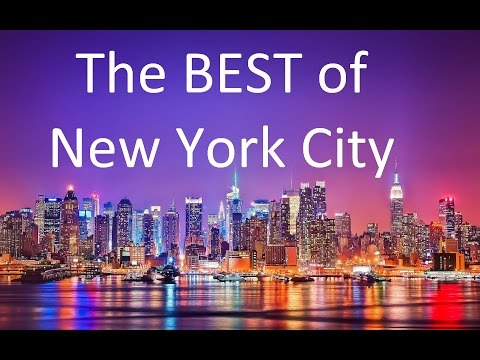 Video New York City: Top 10 Places to Visit