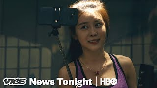 Chinese Women Are Getting Rich By Simply Livestreaming Their Days (HBO) - Video Youtube