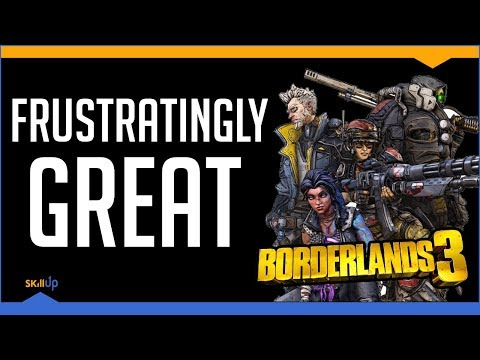 Borderlands 3 - The Review - YouTube video thumbnail