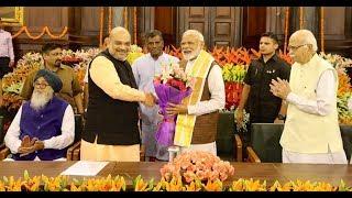 PM Shri Narendra Modi's address at Central Hall of Parliament : 25 May 2019