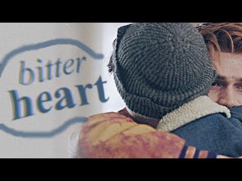 archie&jughead; bitter heart [AU]