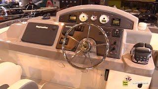 2016 Beneteau Swift Trawler 44 - Deck And Interior Walkaround - 2015 Salon Nautique De Paris