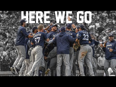 Milwaukee Brewers 2019 Season Hype!!! Unfinished Business!!!