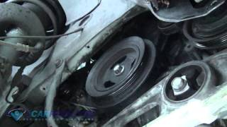 Serpentine Belt Replacement Chrysler