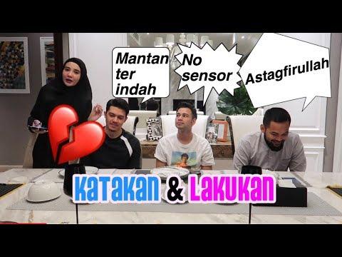 KAN KAN CHALLENGE #2 Raffi Ahmad part 1